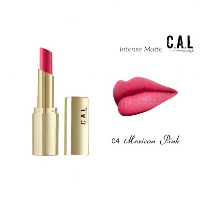 CAL Mexican Pink Matte Lipstick