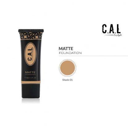 C.A.L Matte Foundation